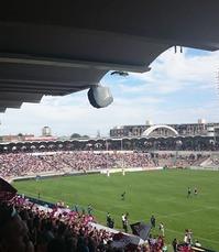 Match de l'UBB au Stade Chaban-Delmas à Bordeaux