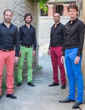 Quatuor Vocal'Adam