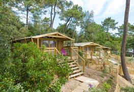 Flower Camping Des Pins - Soulac-sur-Mer