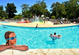 Camping Les Ourmes - Hourtin