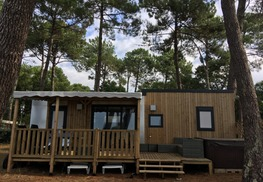 Camping Fontaine Vieille - Andernos-les-Bains