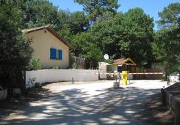 Camping de l'Ermitage - Lacanau
