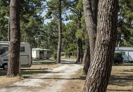 Camping municipal de l'Océan - Vendays-Montalivet