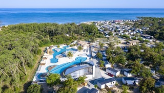 Camping Sandaya Soulac plage - Soulac-sur-Mer