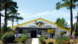 Camping Municipal La Grigne - Le Porge