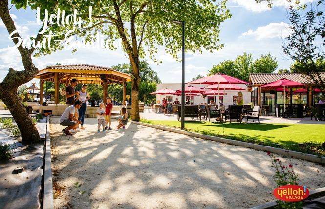 Camping Yelloh! Village Saint-Emilion 12 - Saint-Émilion