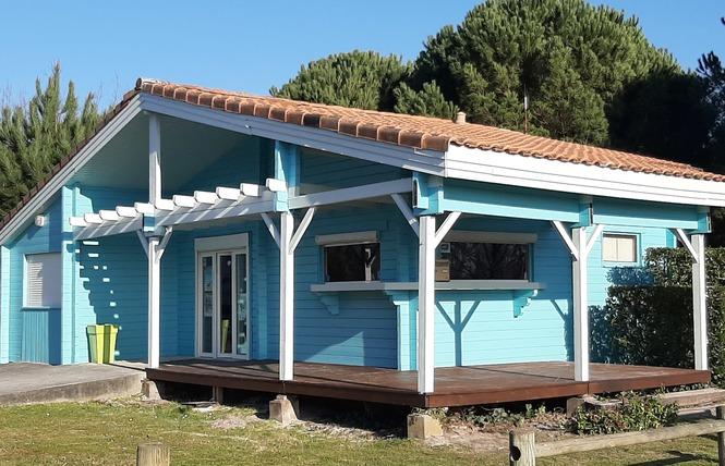Camping Le Braou 1 - Audenge