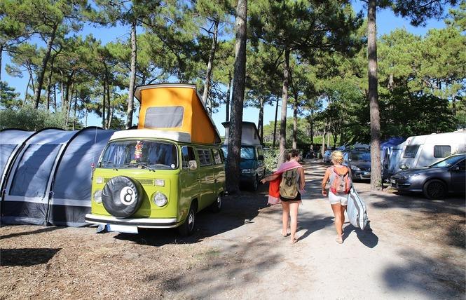 Camping & Spa Airotel l'Océan 30 - Lacanau
