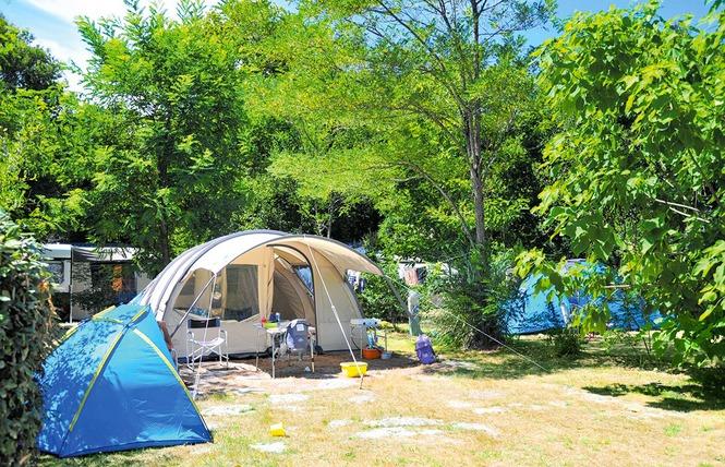 Camping Medoc Ocean 14 - Vensac