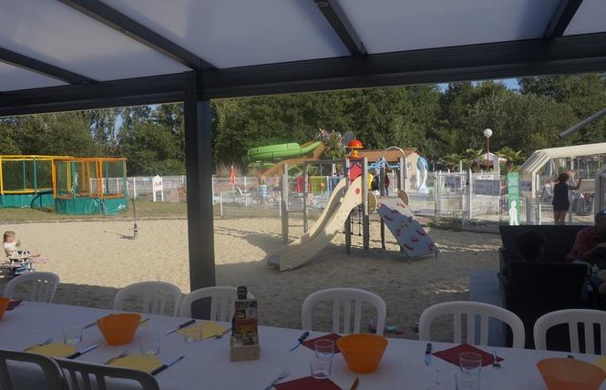 Camping Le Paradis Médoc 16 - Saint-Laurent-Médoc
