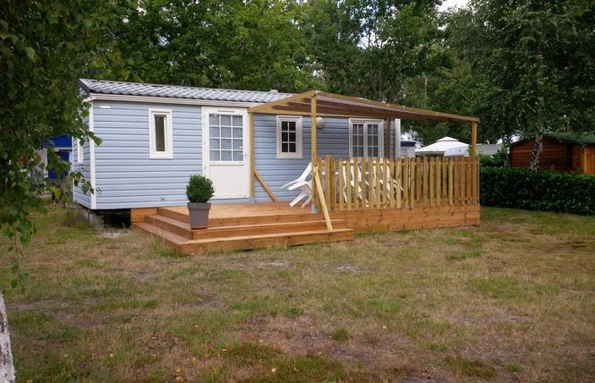 Camping le Ranch 12 - Naujac-sur-Mer