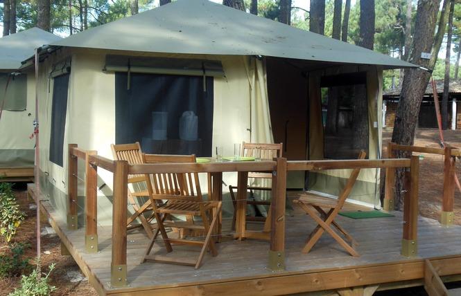 Camping Brémontier 11 - Lège-Cap-Ferret