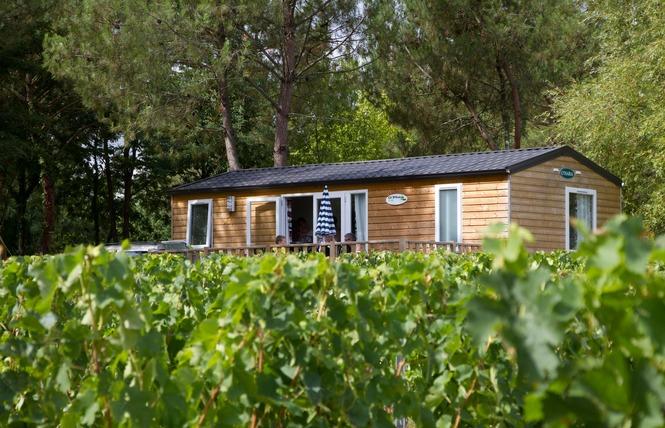 Camping le Pressoir 16 - Petit-Palais-et-Cornemps