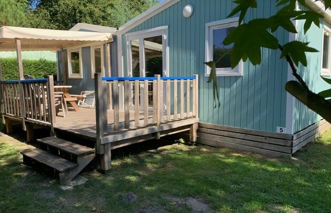 Camping La Chesnays 32 - Vendays-Montalivet