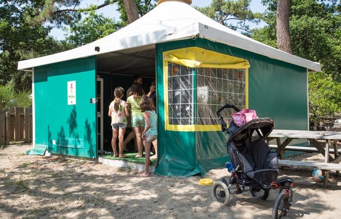 Flower Camping Des Pins 19 - Soulac-sur-Mer