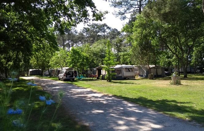 Camping Le Bilos 5 - Salles