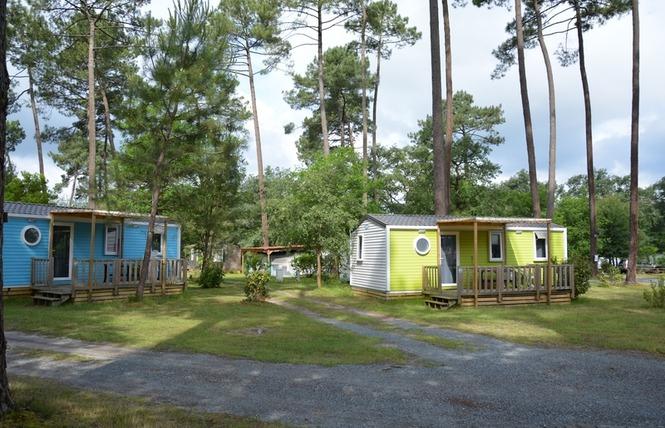 Camping Vert Bord'eau 5 - Saint-Symphorien