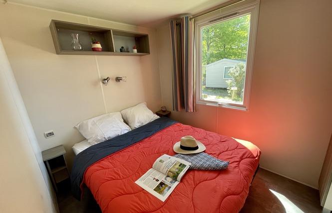 Camping le Pressoir 28 - Petit-Palais-et-Cornemps