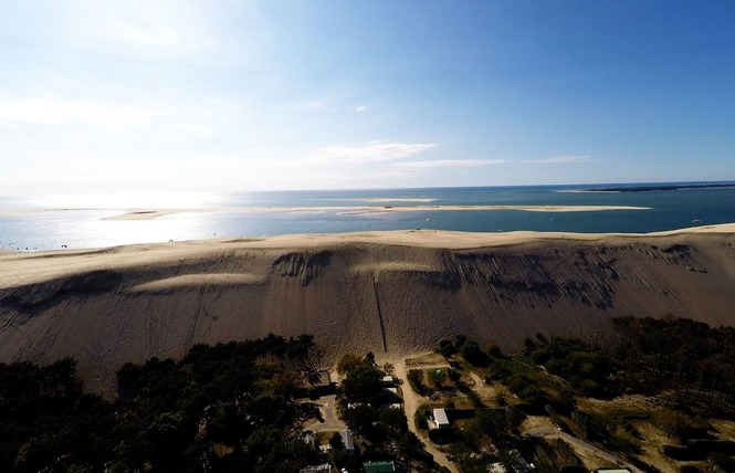 Camping De La Dune 7 - La Teste-de-Buch