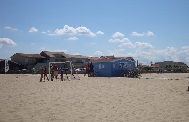 Camping Le Soleil D'or 31 - Vendays-Montalivet