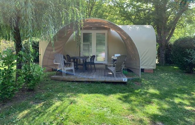 Camping La Chesnays 45 - Vendays-Montalivet