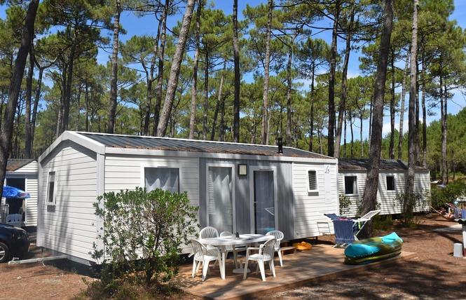 Camping Le Tedey 7 - Lacanau