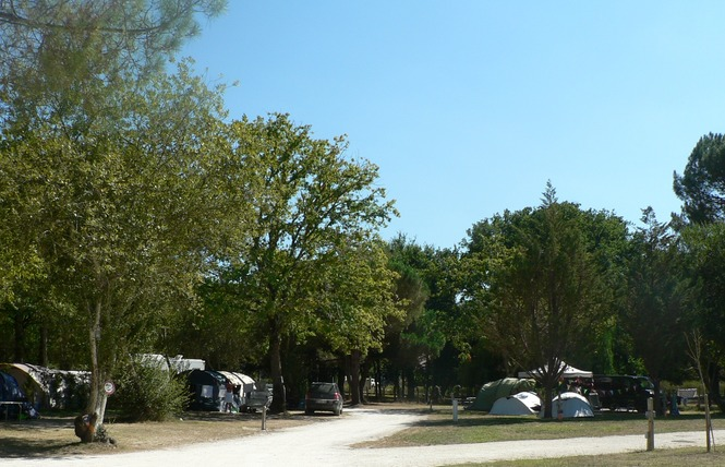 Camping Tastesoule 9 - Vensac