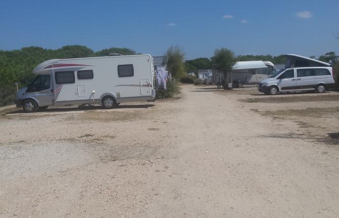 Camping Le Soleil D'or 15 - Vendays-Montalivet