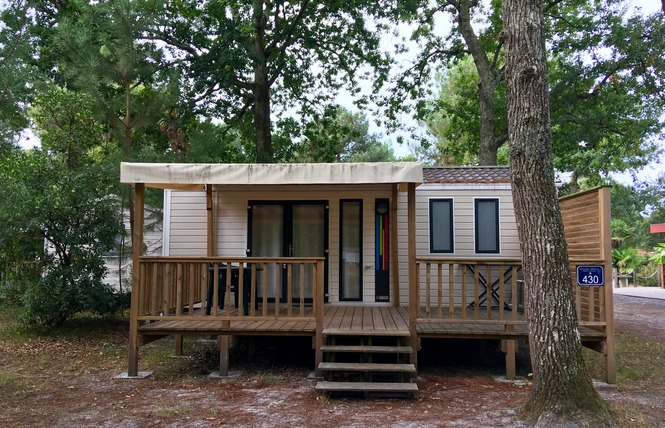 Camping Fontaine Vieille 4 - Andernos-les-Bains