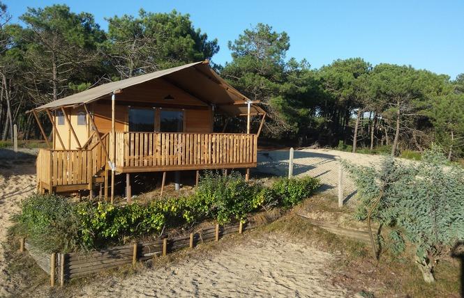 Camping Le Soleil D'or 4 - Vendays-Montalivet