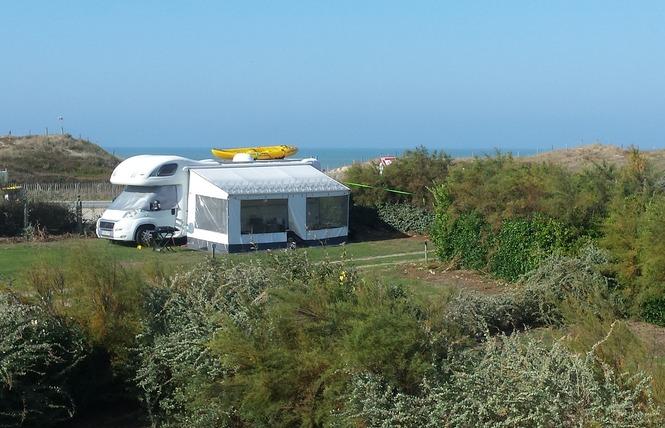 Camping Le Soleil D'or 16 - Vendays-Montalivet