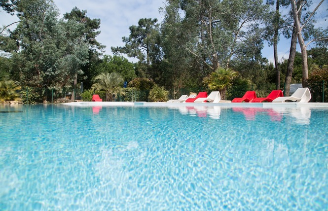 Flower Camping Des Pins 28 - Soulac-sur-Mer