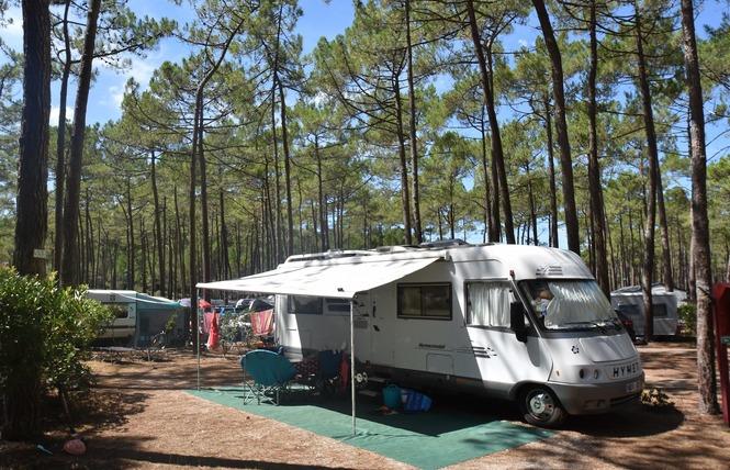 Camping Le Tedey 9 - Lacanau