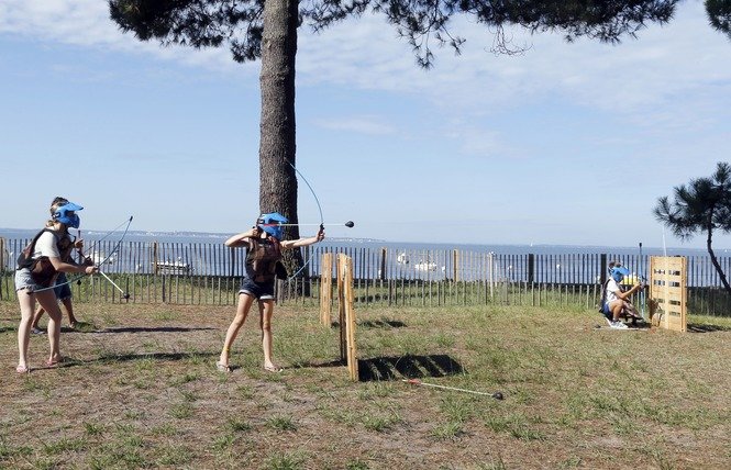 Camping Fontaine Vieille 19 - Andernos-les-Bains