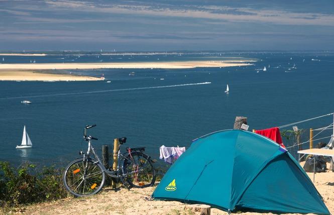 Camping Panorama Du Pyla 7 - La Teste-de-Buch
