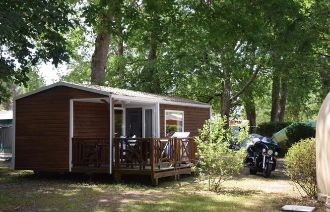Camping La Chesnays 40 - Vendays-Montalivet