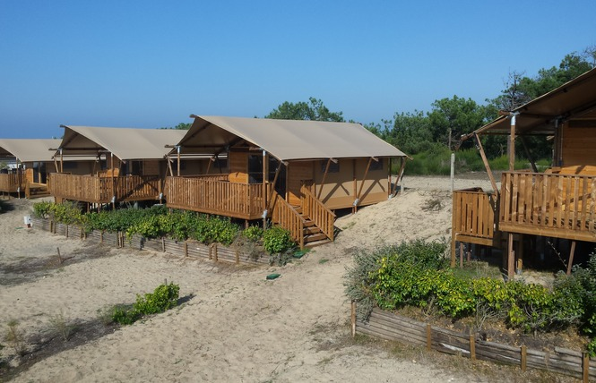 Camping Le Soleil D'or 5 - Vendays-Montalivet