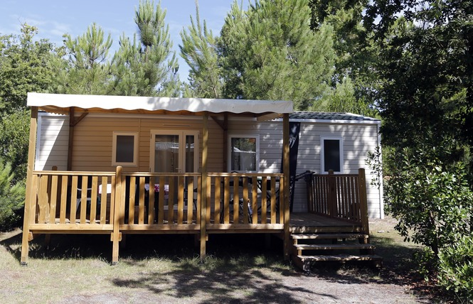Camping Fontaine Vieille 16 - Andernos-les-Bains