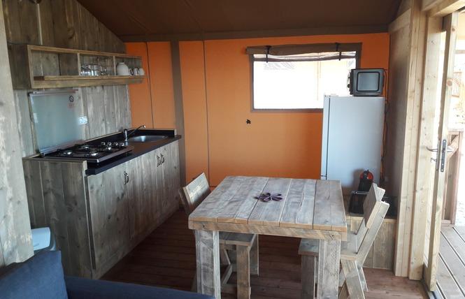 Camping Le Soleil D'or 6 - Vendays-Montalivet