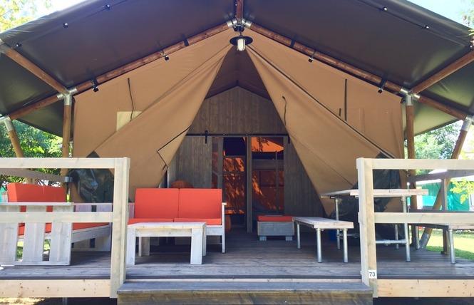 Camping Le Bon Coin 4 - Hourtin