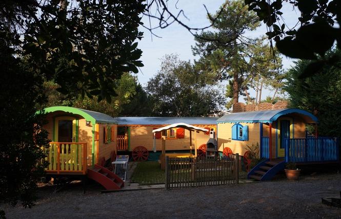 Arcachon Nature Camping et Locations 6 - Arcachon