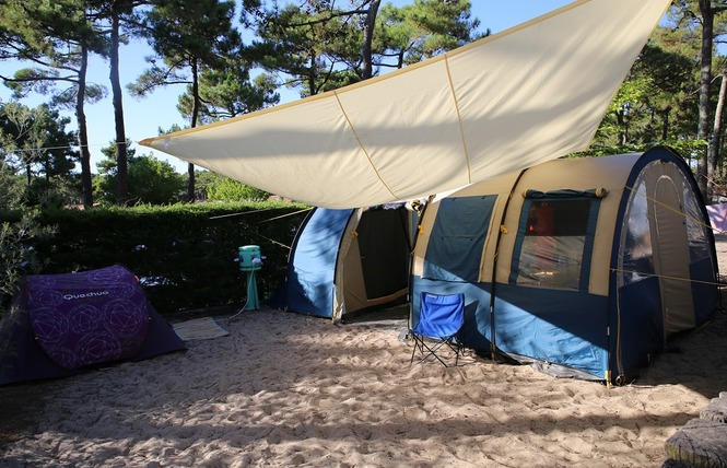 Camping & Spa Airotel l'Océan 41 - Lacanau