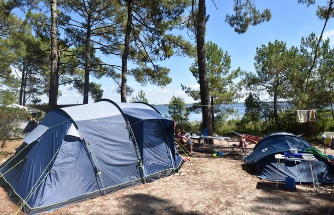 Camping Le Tedey 3 - Lacanau
