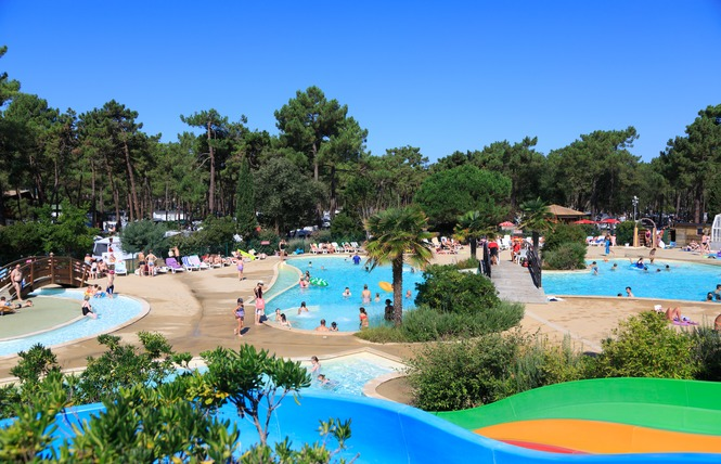 Camping Airotel Côte d'Argent 7 - Hourtin