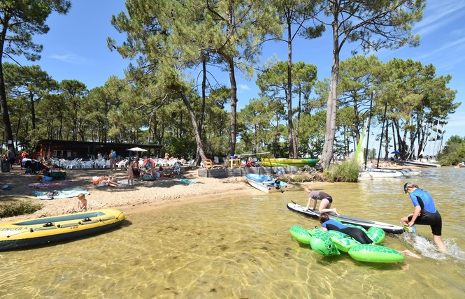 Camping Le Tedey 8 - Lacanau