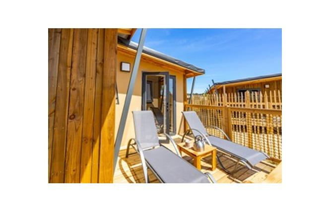 Camping Paradis Des Pins - Soulac 25 - Soulac-sur-Mer