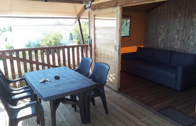 Camping Le Soleil D'or 7 - Vendays-Montalivet