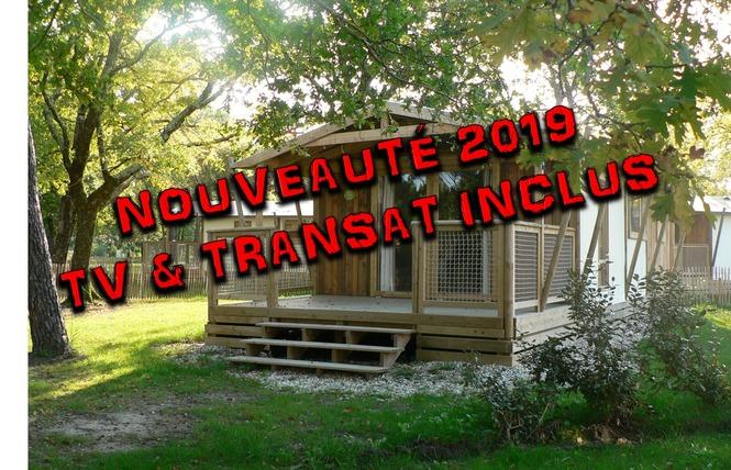 Camping Tastesoule 24 - Vensac