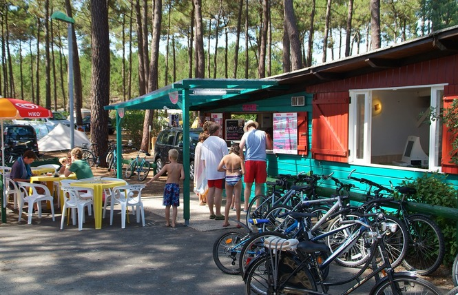 Camping Le Tedey 10 - Lacanau