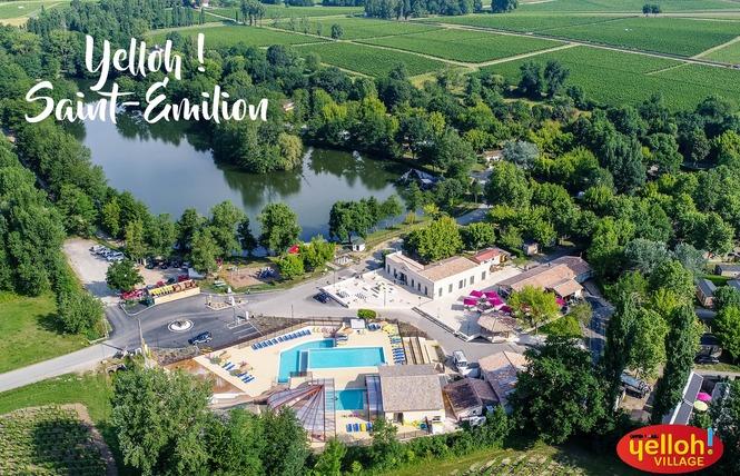 Camping Yelloh! Village Saint-Emilion 3 - Saint-Émilion